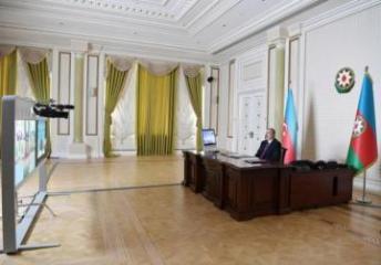 Президент Ильхам Алиев: Азербайджан также оказывает поддержку отдельным странам