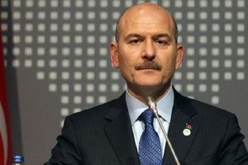 Türkiyənin Daxili İşlər naziri istefa verib