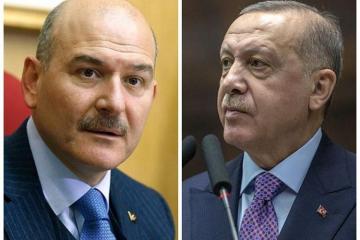 Эрдоган не принял отставку главы МВД Турции