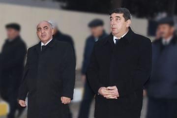 Продлен срок ареста бывшего главы ИВ Агстафы Низамеддина Гулиева и его заместителя