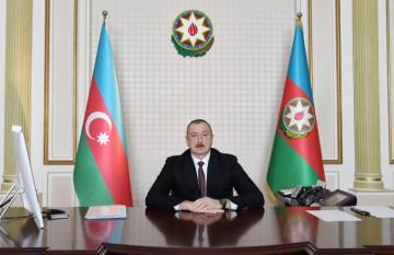 President Ilham Aliyev chaired meeting on 2020 Q1 socio-economic results through videoconference