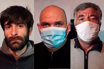В Агсу задержаны нарушители карантинного режима