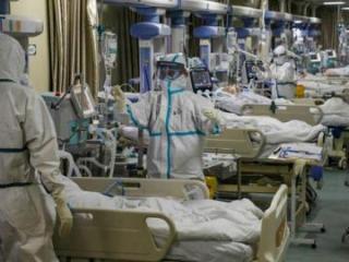 В Италии число умерших из-за нового коронавируса достигло почти 20,5 тыс.