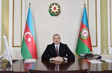 """Prezident İlham Əliyev: """"Bu """"seçkilər"""" bir daha göstərdi ki, bu qanunsuz xunta rejimini heç kim tanımır"""""""