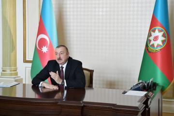 """Prezident: """"Hökumət və əlbəttə, İqtisadiyyat Nazirliyi yeni gəlirlər mənbəyi axtarmalıdır"""""""