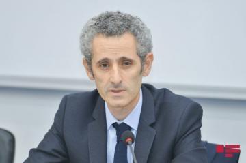 Посол от имени Эмманюэля Макрона и всех французов поблагодарил президента Азербайджана