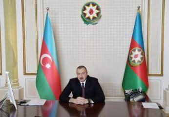 Президент Азербайджана: Макроэкономическая ситуация стабильна, курс маната стабилен