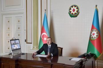 """Azerbaijani President: """"Extending the quarantine regime is the only right decision"""""""