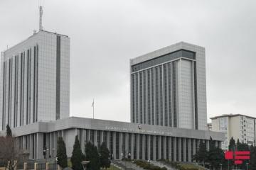 Plenary meetings of Azerbaijani Parliament to last for 2 hours, speeches to be limited to 5 minutes
