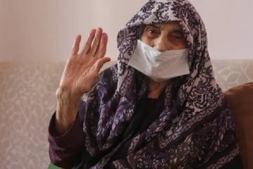 Türkiyədə koronavirusa yoluxmuş 107 yaşlı qadın sağalıb