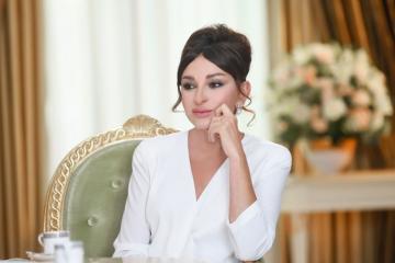 Мехрибан Алиева поздравила христианскую общину Азербайджана