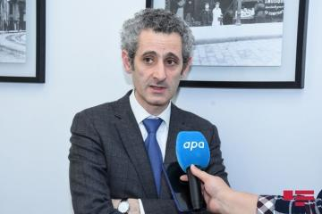 "French Ambassador: ""Good that the negotiations on Nagorno Karabakh are continuing even during the COVIDー19 pandemic"""