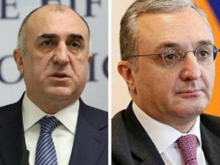 Главы МИД Азербайджана и Армении 21 апреля проведут встречу в формате видеоконференции
