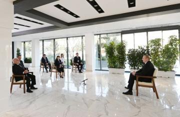Президент: Авария на Мингячевирской электростанции произошла в первую очередь из-за халатности и безответственности