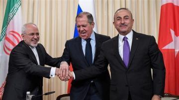 Состоялась встреча глав МИД Турции, России и Ирана в формате видео-конференции - [color=red]ОБНОВЛЕНО[/color]