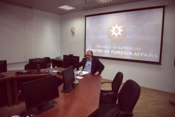 Главы МИД Азербайджана и Армении договорились продолжить переговоры в ближайшее время