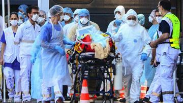 В Италии количество жертв коронавируса превысило 25 тыс.