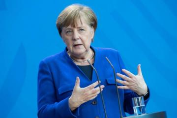 WHO is indispensable partner for Germany, Merkel says