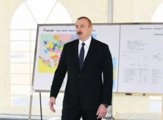 Президент Ильхам Алиев: Самоотверженность врачей вызывает чувство гордости