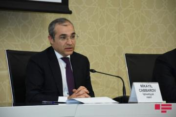 """Azerbaijan's Economy Minister: """"State support for entrepreneurs being considered for both April and May"""""""