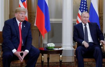 Rusiya və ABŞ prezidentləri birgə bəyanatla çıxış ediblər