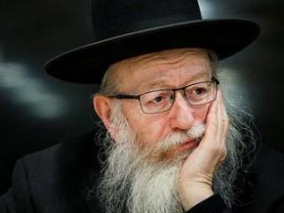 Глава Минздрава Израиля заявил об отставке
