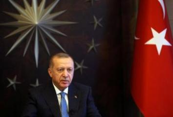 Erdogan says Turkey will send medical gear to United States