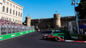 Обнародована дата Гран-при Азербайджана «Формула-1»