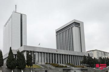 Azerbaijan's Milli Majlis unveils agenda of next session scheduled for May 1