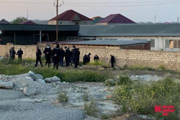 В Баку обнаружен соженный труп мужчины - [color=red]ФОТО[/color]