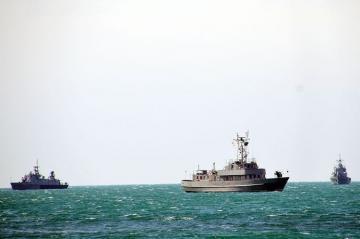 Hərbi Dəniz Qüvvələrinin taktiki təlimi başa çatıb - [color=red]VİDEO[/color] - [color=red]FOTO[/color]