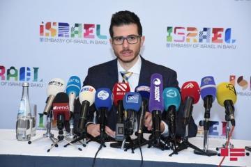 Посол Израиля в Азербайджане дал высокую оценку решению правительства Германии в связи с «Хезболлах»
