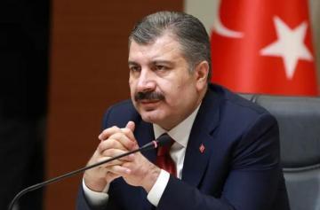 В Турции за сутки от коронавируса погибли 89 человек