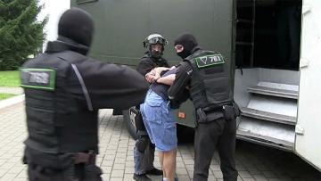 Задержанных в Беларуси россиян допросили с участием адвокатов