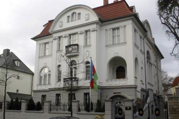 Посольство призывает проживающих в Германии азербайджанцев не поддаваться на провокации армян
