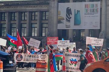 Азербайджанская община Канады распространила заявление в связи с провокацией армян