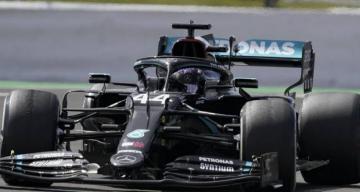 Хэмилтон выиграл Гран-при Великобритании «Формулы-1»