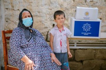 Фонд Гейдара Алиева передал праздничные паи более чем 100 тысячам малообеспеченных семей