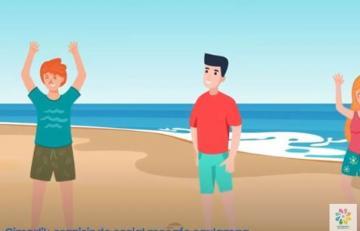 В Азербайджане подготовлена видеоинструкция о правилах пользования пляжами - [color=red]ВИДЕО[/color]