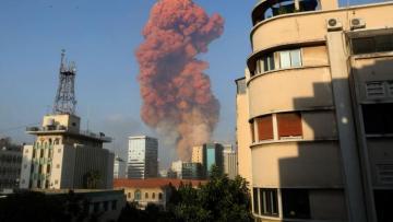 Названа причина взрыва в Бейруте