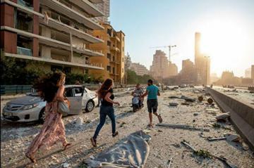 При взрыве в Бейруте погибли 3 армянина, около 100 армян получили ранения