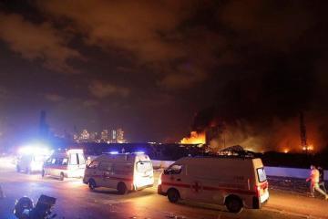 Число погибших при взрыве в Бейруте увеличилось до 78, более 4 тыс. пострадали - [color=red]ФОТО[/color] - [color=red]ВИДЕО[/color] - [color=red]ОБНОВЛЕНО-7[/color]