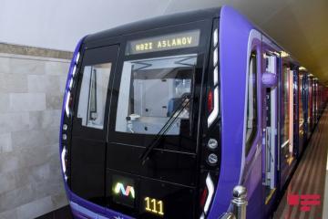 Бакинский метрополитен не будет работать до 31 августа