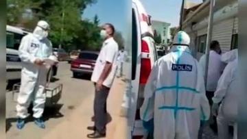 В Баку возбуждено уголовное дело в отношении 10 пациентов с COVID-19, покинувших места проживания