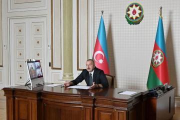 Ильхам Алиев: Даже если цена на нефть будет находиться на уровне 35 долларов, Азербайджан выполнит все свои социальные обязательства