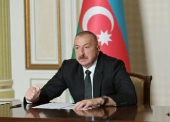 Президент: Именно благодаря неутомимой деятельности врачей число умерших от коронавируса в Азербайджане находится на низком уровне