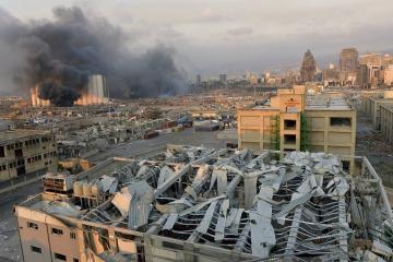 Beyrut limanında baş vermiş partlayış nəticəsində ölənlərin sayı 149-a çatıb