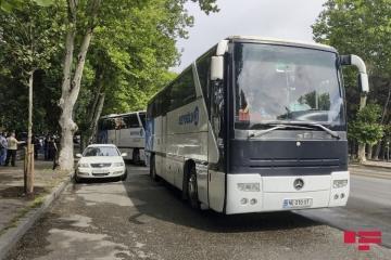 Еще 107 граждан Азербайджана эвакуируются из Грузии на родину