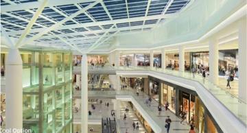До 31 августа не будет разрешена деятельность моллов и других крупных торговых центров