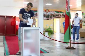 Belarusda prezident seçkiləri keçirilir